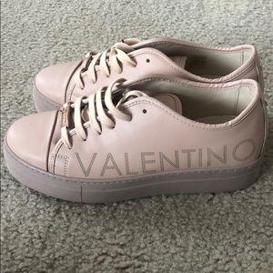 Women's Valentino Sneakers - Rose
